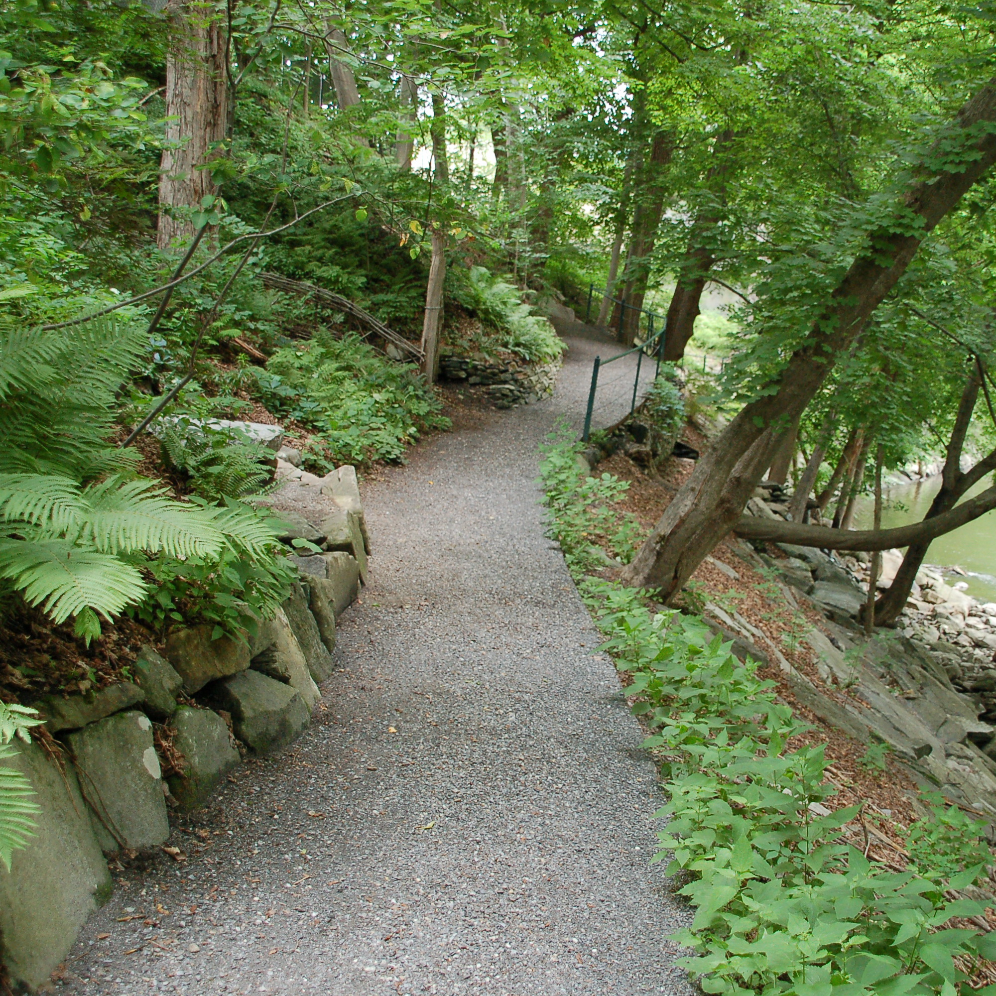 Peter Jensen to provide a Riverside Trail Conference in Great Barrington, MA