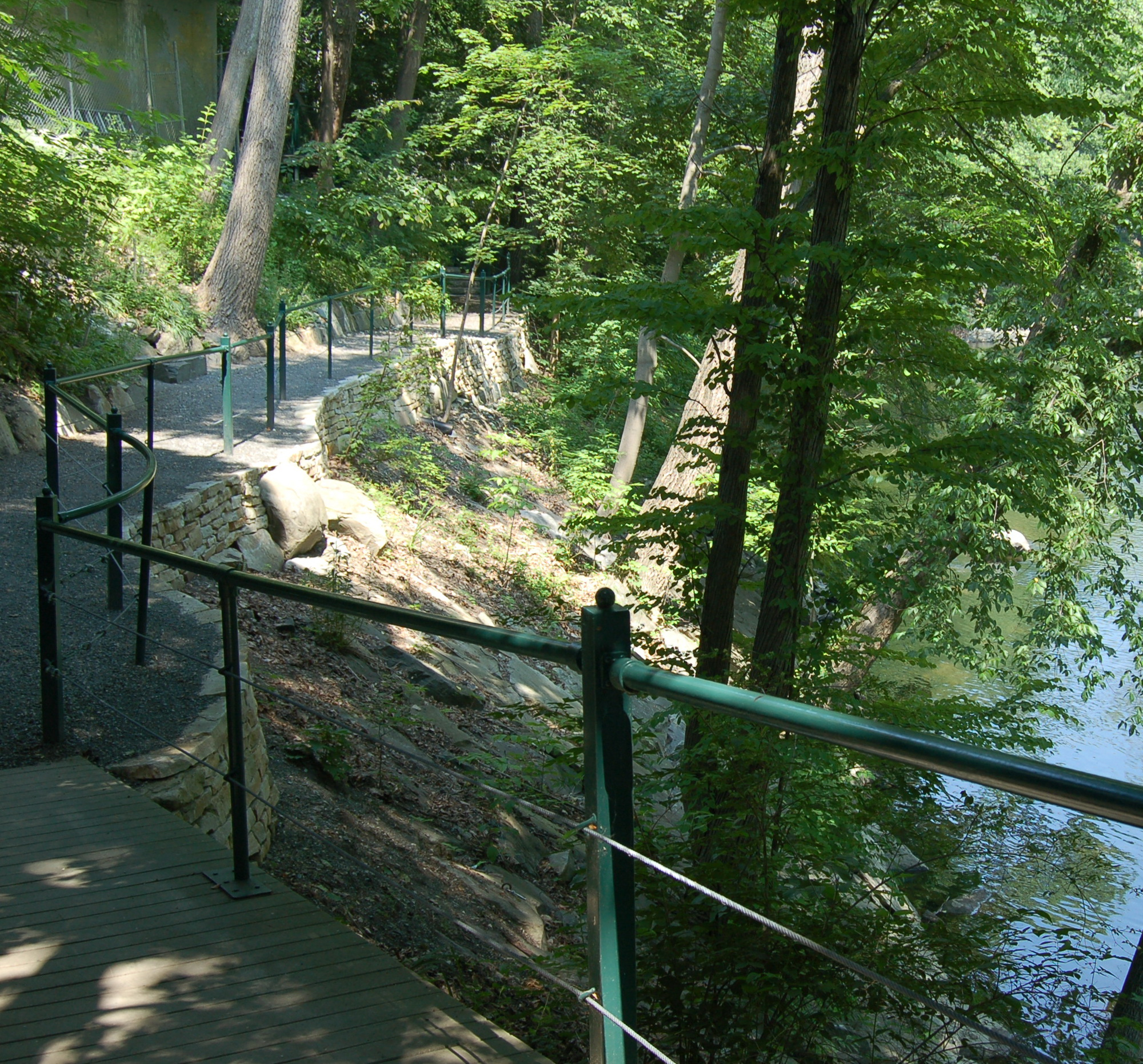 Great Barrington's Housatonic River Walk is a National Recreation Trail