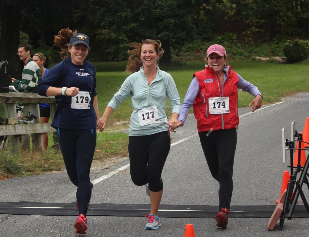 2016 Run for the Hills Finish
