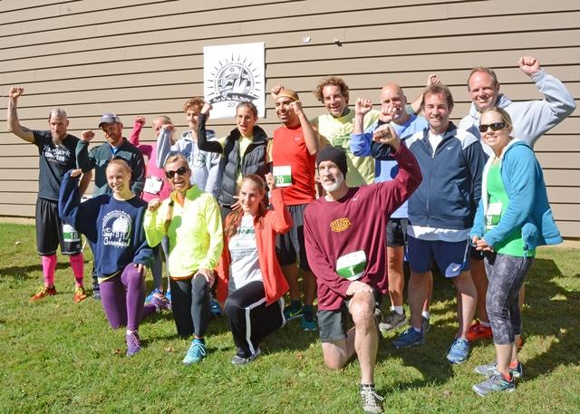 2017 GBLC Run for the Hills 5 K winners