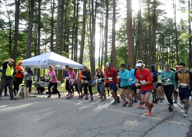 2017 Run for the Hills 10 K takes off