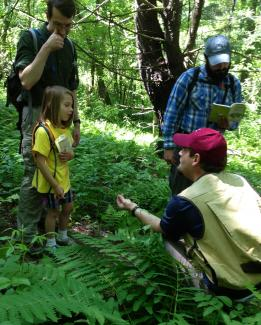 Guided Hikes with GB Trails Partners