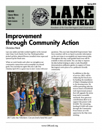 Lake Mansfield Newsletter 2018